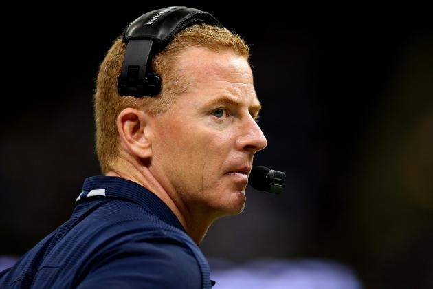 Another Week 17 Loss Would Be Fitting End to Jason Garrett Era in Dallas