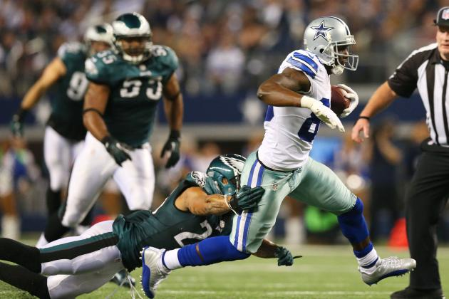 Eagles Stop Late Surge to Thwart Cowboys' Playoff Hopes