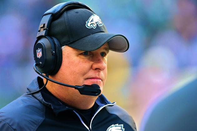 Philadelphia Eagles Win Division and Shut Up Chip Kelly Critics