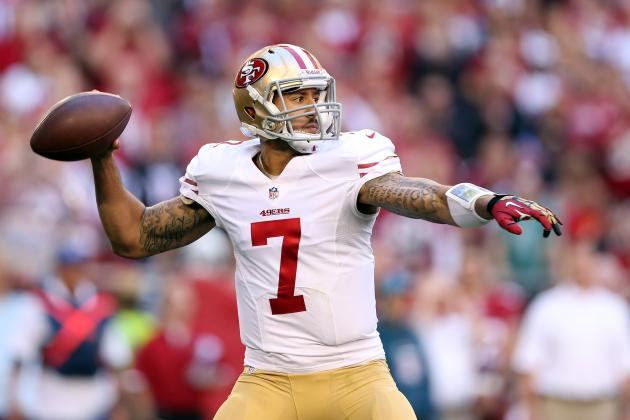 5 Takeaways from Colin Kaepernick's Explosive Week 17 Performance