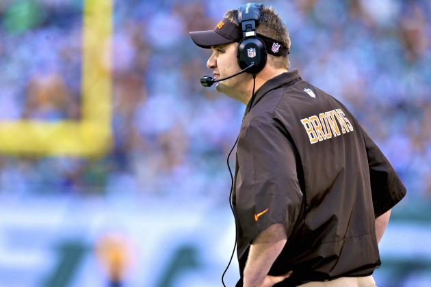 Rob Chudzinski Fired by Cleveland Browns