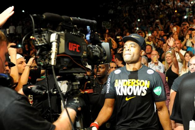 With Silva and St-Pierre Out, Who Will Fill the UFC's Superstar Void in 2014?