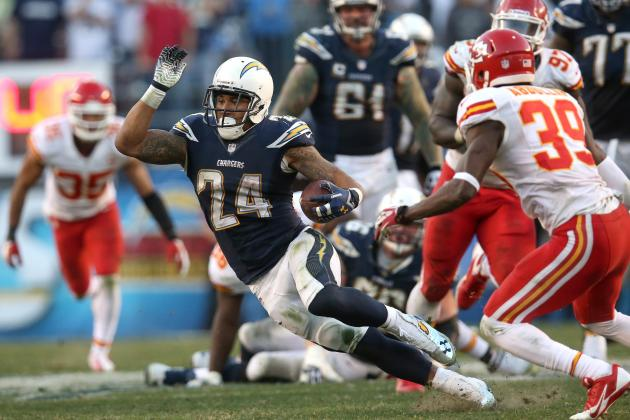 Ryan Mathews Is Finally Becoming an Elite NFL Running Back