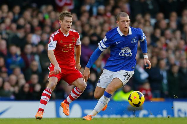 Manchester United Transfer Rumours: Ross Barkley Targeted for £50 Million Bid