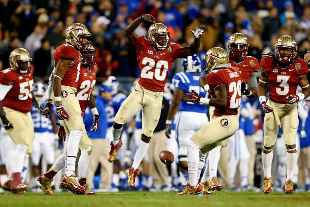 Florida State Football's 13 Most Memorable Moments of 2013