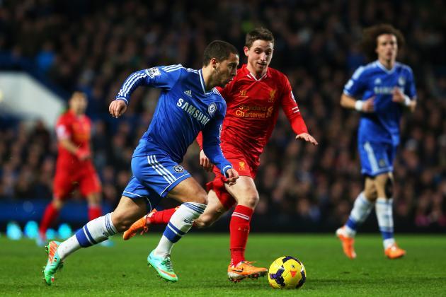 Tactical Breakdown of Chelsea's Clash with Liverpool: Dangerous Hazard the Key