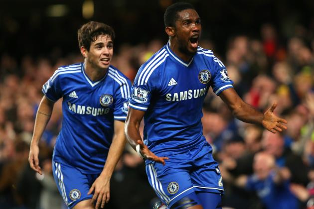 Chelsea's Samuel Eto'o 'Should Have Been Sent Off,' Claims Brendan Rodgers
