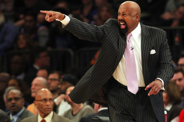 Pros and Cons of Firing Mike Woodson ASAP