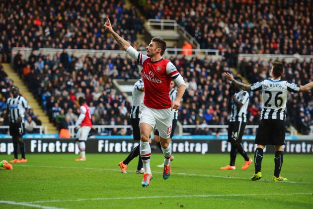 Arsene Wenger Hails 'Special' Arsenal After Battling Newcastle Victory