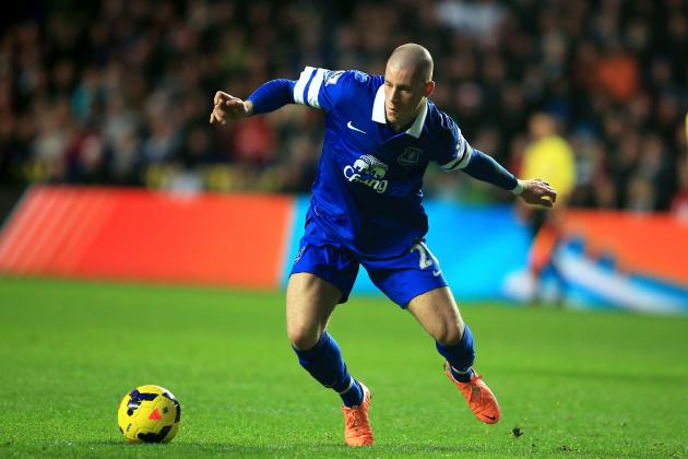 Ross Barkley: Analysing How Everton Midfield Dynamo Would Fit at Old Trafford