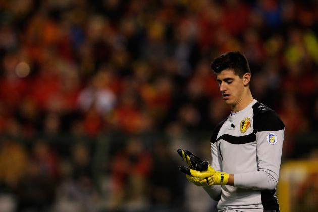 Chelsea Transfer News: Keeping Thibaut Courtois Should Be Blues' Priority