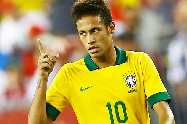 How Barcelona's Neymar Can Improve in 2014 as Brazil's World Cup Destiny Looms