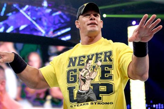 Report: John Cena's WrestleMania 30 Opponent Revealed?