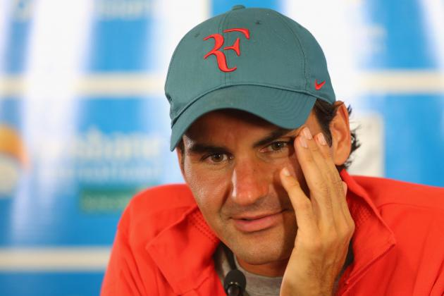 Roger Federer Reveals Master Plan for Success Ahead of 2014