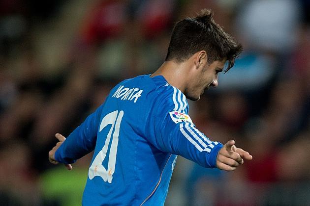 Arsenal Transfer Rumours: Alvaro Morata Loan Deal Would Boost Gunners' Title Bid