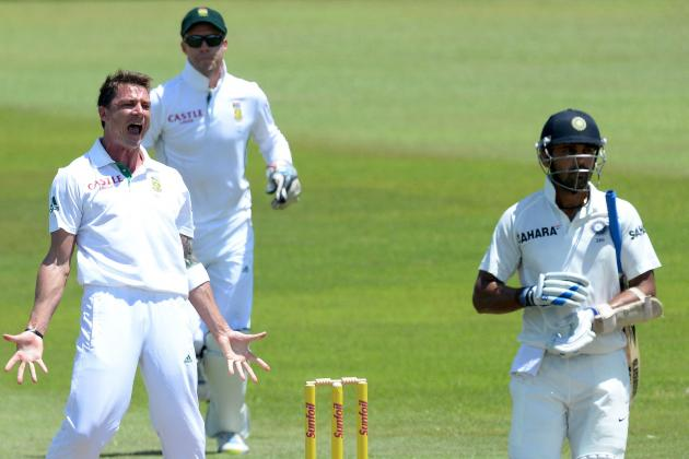 South Africa vs. India, 2nd Test: Day 5 Scorecard and Report from Durban