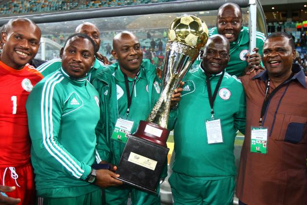 Why Nigeria Coach Stephen Keshi Was Football's Tactical Genius of 2013