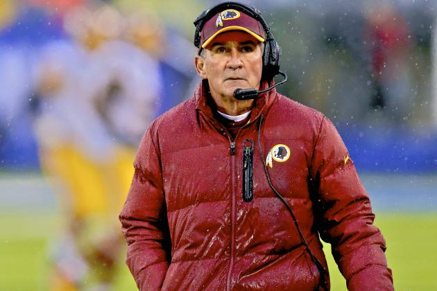 Mike Shanahan Fired as Head Coach of Washington Redskins