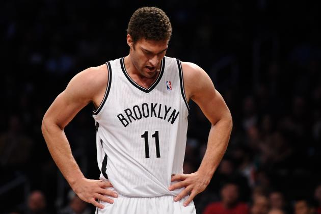 Lakers Reportedly Expressed Interest in Brook Lopez Trade Before Foot Injury