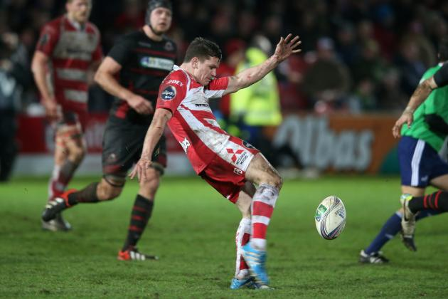 Freddie Burns' Expected Leicester Switch Sparks Anger from Gloucester