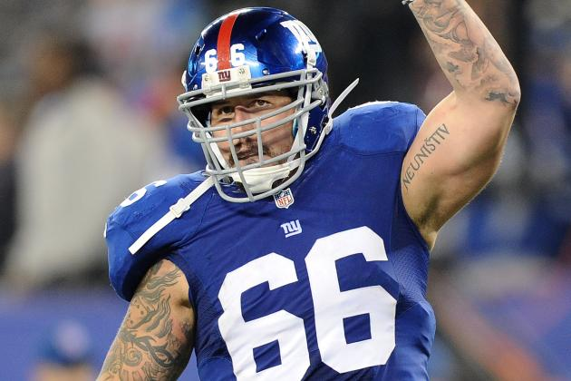 David Diehl Talks Retirement, 'Blessed' Career with Giants
