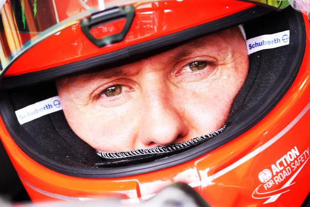 Michael Schumacher a Champion, an 'Adrenaline Junkie' and a Fighter