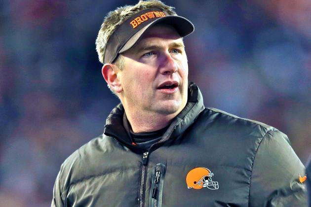 Cleveland Browns Do Typical Losery Browns Like Thing in Firing Coach