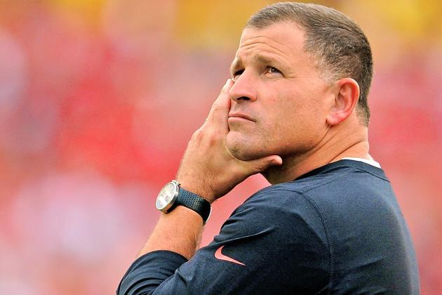 Greg Schiano Fired as Head Coach of Tampa Bay Buccaneers