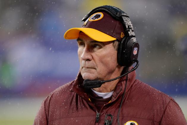 The Skins Turned Mike Shanahan's Presser into a Hostage Situation