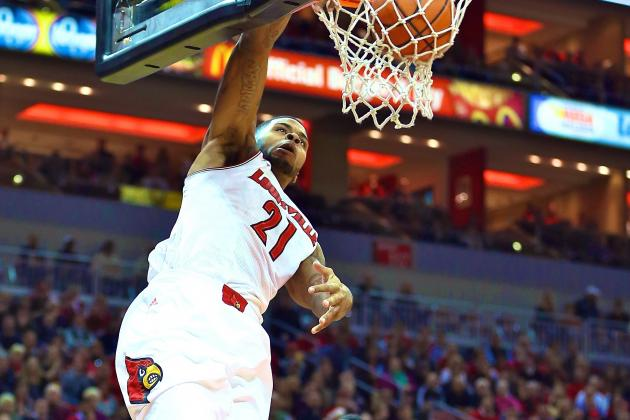 Chane Behanan Dismissed by Louisville Cardinals