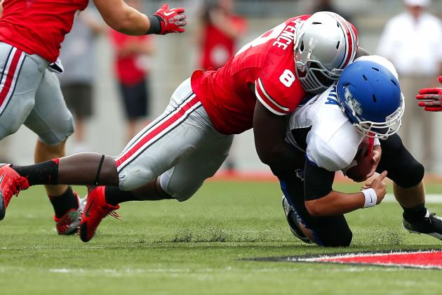 Ohio State Will Have Its Hands Full vs. Clemson with or Without Noah Spence