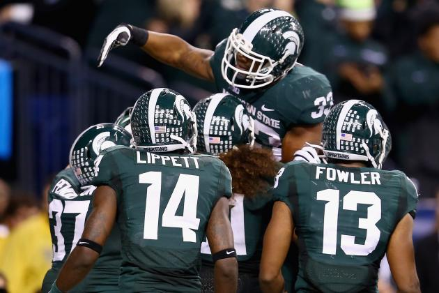 Through Good and Bad Times, Michigan State Does What Is Needed to Win