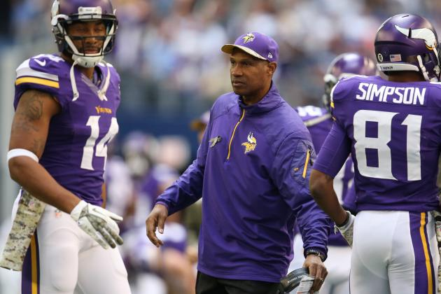 What's Next for the Minnesota Vikings After Firing Leslie Frazier?