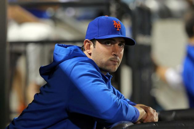 Olney: Mets Could Have Top Five Rotation If Harvey Was Healthy