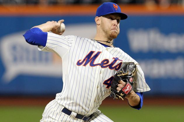 Up-and-Down 2013 Points Way to Mets' Bright Future