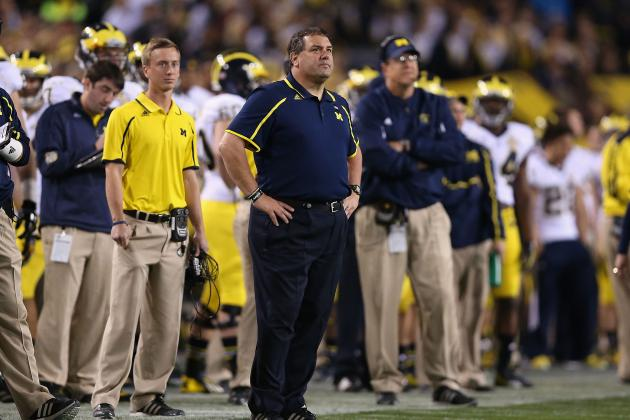 Michigan Needs Soul Searching, Better Coaching to Get Back to B1G's Elite