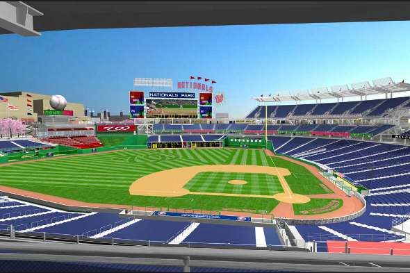 Report: 2015 Winter Classic Likely Headed to Nats Park