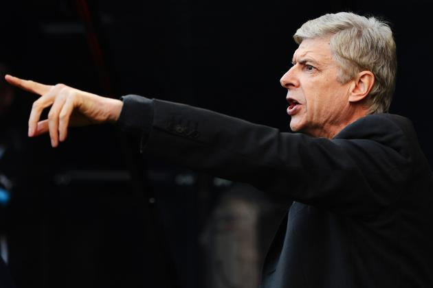2013: The Year Arsene Wenger the Idealist Became a Pragmatist