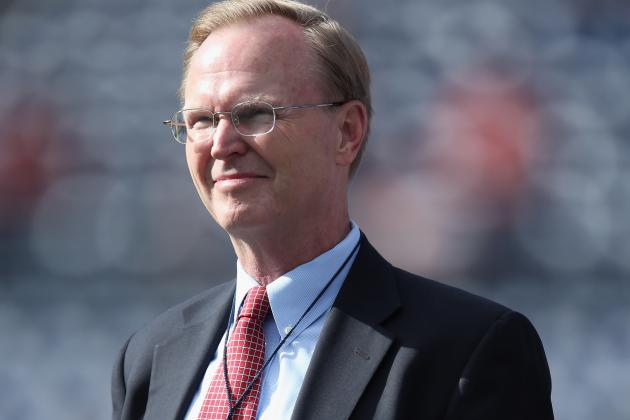 Giants Owner Says He Wants Tom Coughlin Back