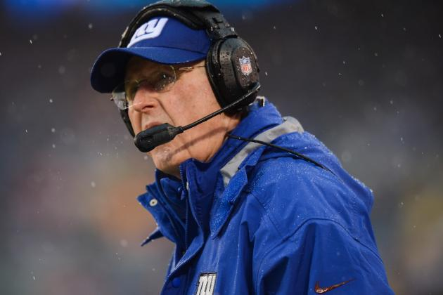 Tom Coughlin Says He Wants to Coach Giants in 2014: CBS New York
