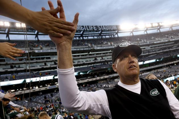 Did the Jets Make the Right Decision by Retaining Rex Ryan?