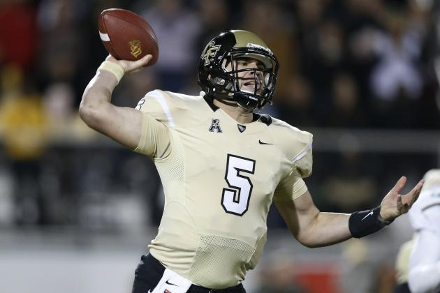 Outdueling Bryce Petty in 2014 Fiesta Bowl Could Put Blake Bortles on the Map