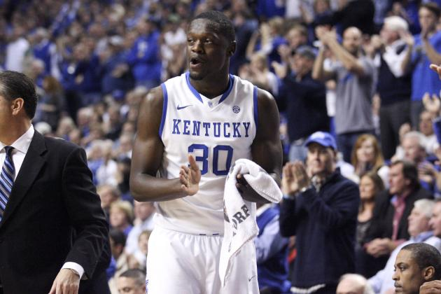 Analyst: Kentucky's Randle Could Be No. 1 Pick