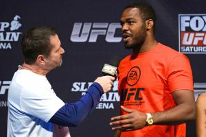 UFC 168 Results: Jon Jones Comments on Anderson Silva and His Broken Leg