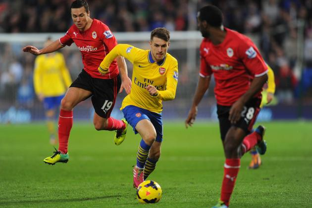Arsenal vs. Cardiff City: Date, Time, Live Stream, TV Info and Preview