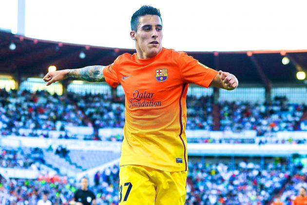 Cristian Tello Reportedly Set for Loan Transfer to Liverpool from Barcelona
