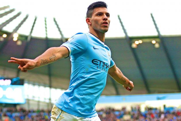 Sergio Aguero's Dad Denies Reports Star Will Join Lionel Messi at Barcelona