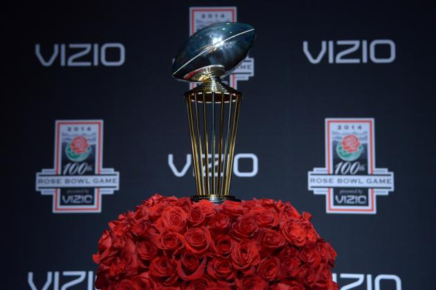 Rose Bowl 2014: TV Info, Spread, Injury Updates, Game Time and More