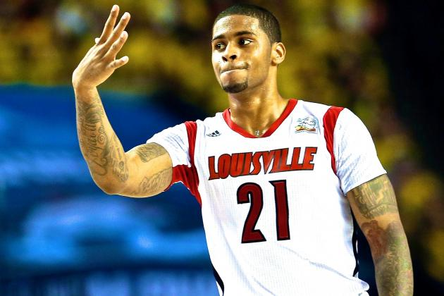 What Chane Behanan's Dismissal Means for Louisville's Repeat Bid
