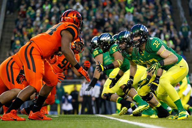 Alamo Bowl 2013 Oregon vs. Texas: Live Game Grades and Analysis for the Ducks